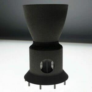 Metallpulver: Quadrus Corporation setzt beim Raketenbau auf Lösung von 6K Additive