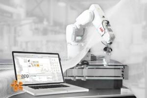 Maschinensteuerung und Robotik integriert