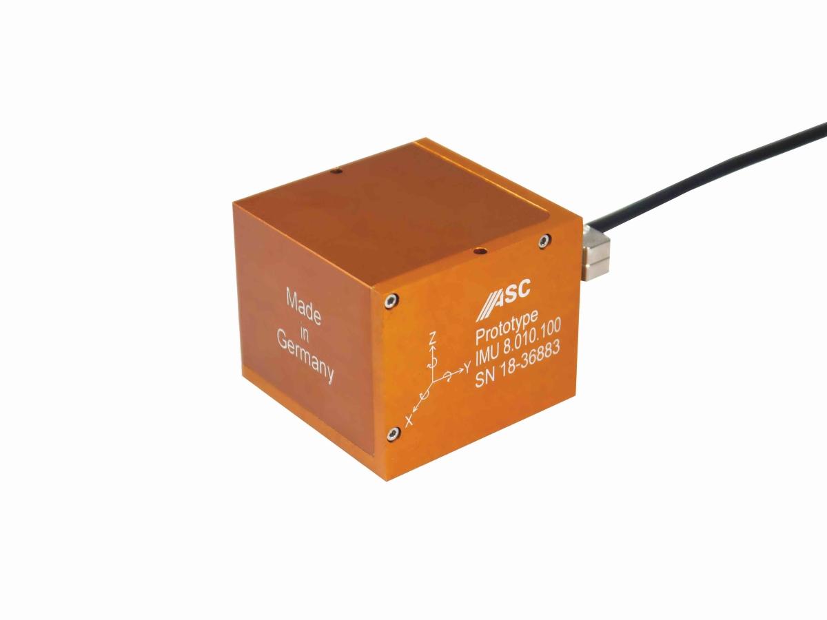 Messtec + Sensor Masters: ASC zeigt hochgenaue Sensoren für Fahrzeugbau