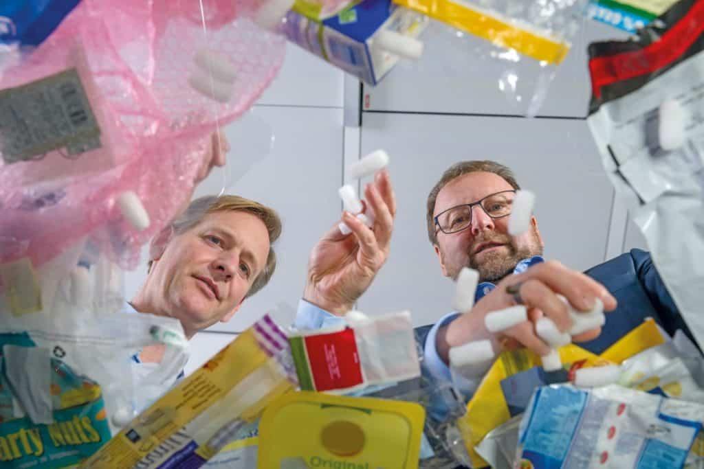 ChemCycling-Projekt: Kunststoffabfall wiederverwerten