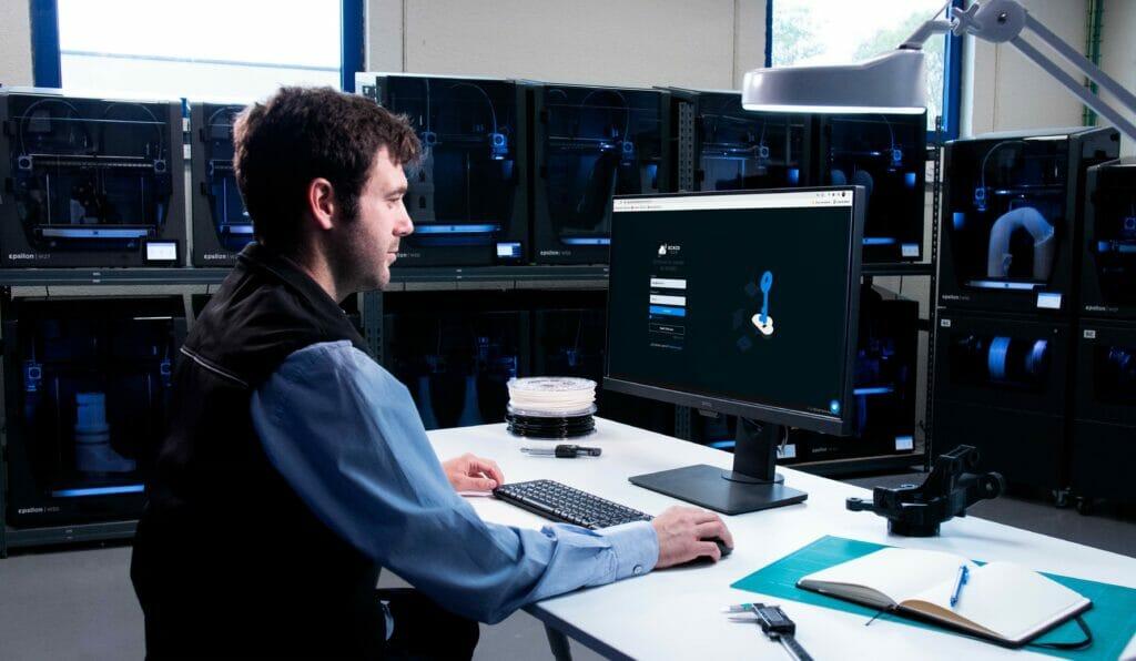 3D-Druck-Workflow: Cloudlösung optimiert Arbeitsabläufe
