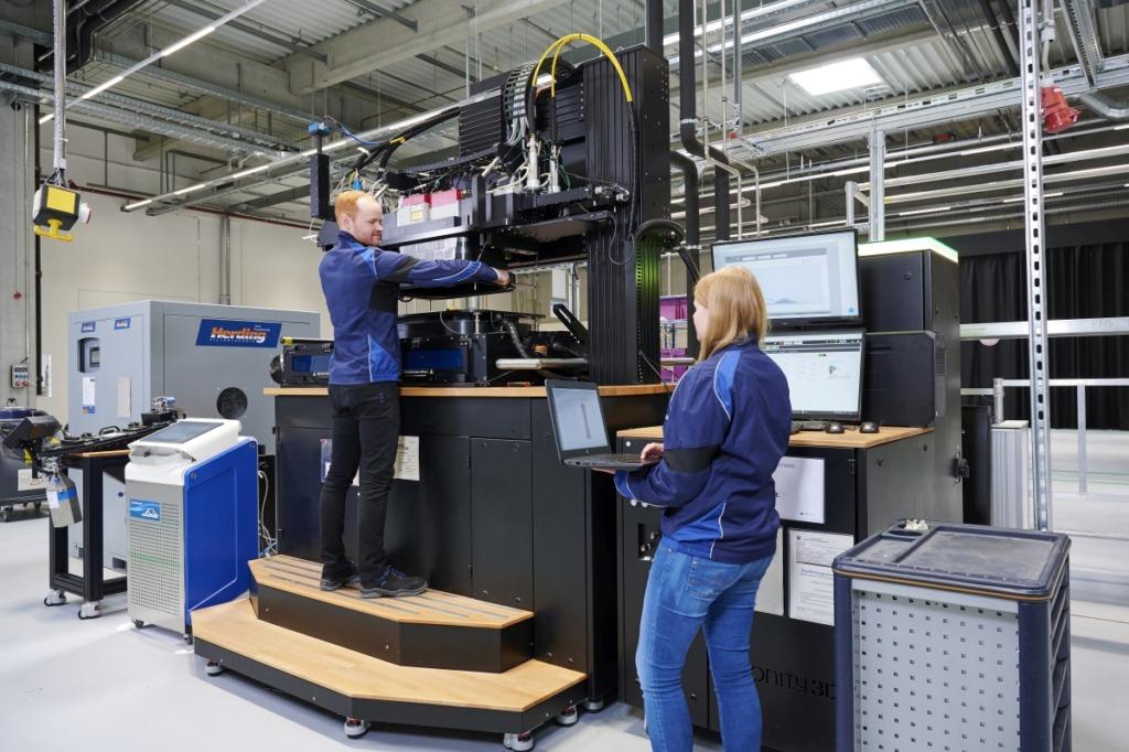 Additive Manufacturing für Metallbauteile