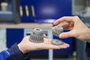 Additive Manufacturing: Vorentwicklung am Technologie-Campus von BMW
