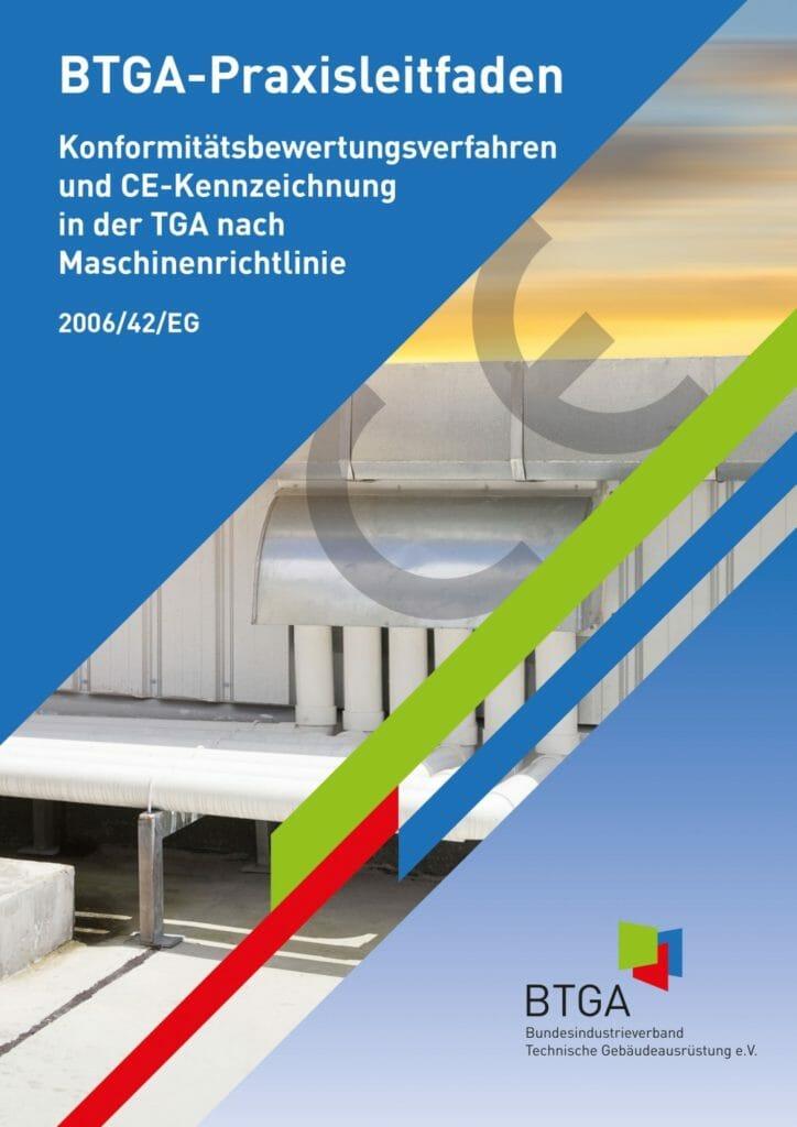 TGA: Leitfaden zur CE-Kennzeichnung in der technischen Gebäudeausrüstung