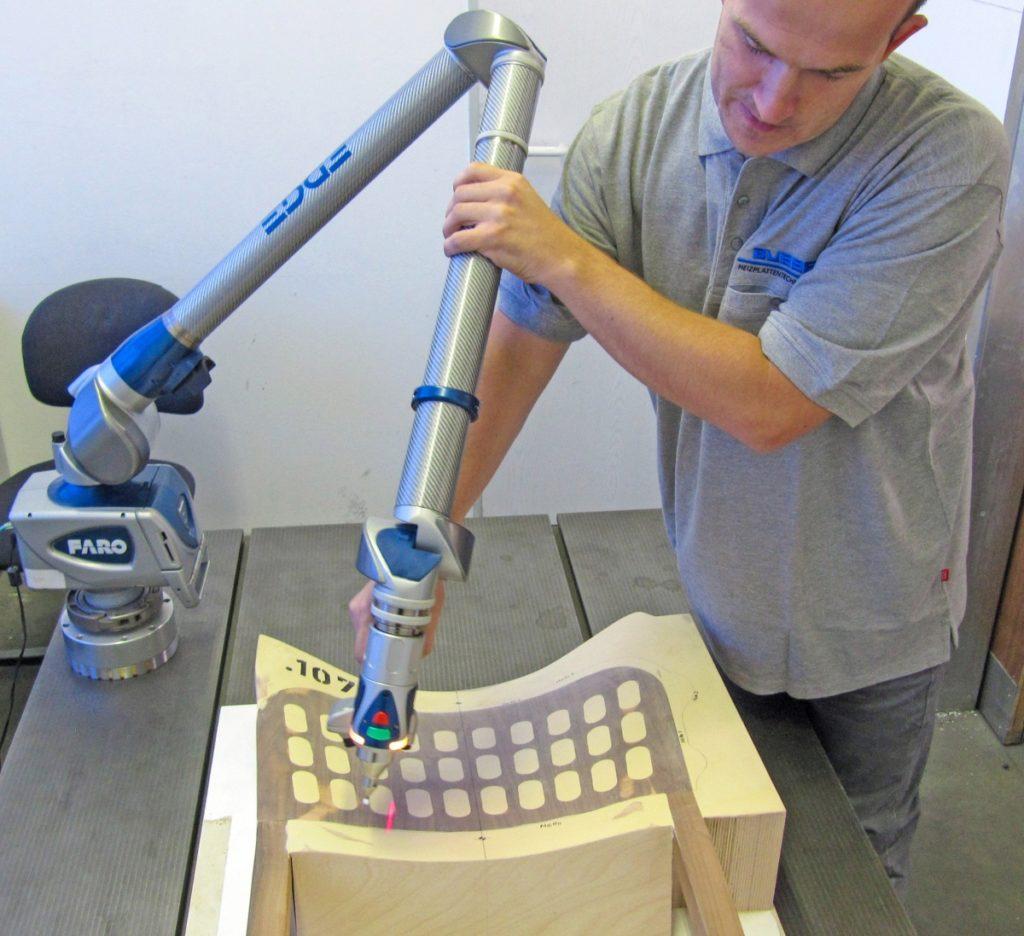 Reverse Engineering für Werkzeugfertigung