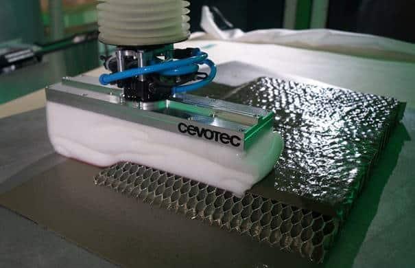 Cevotec Composite-Bauteile