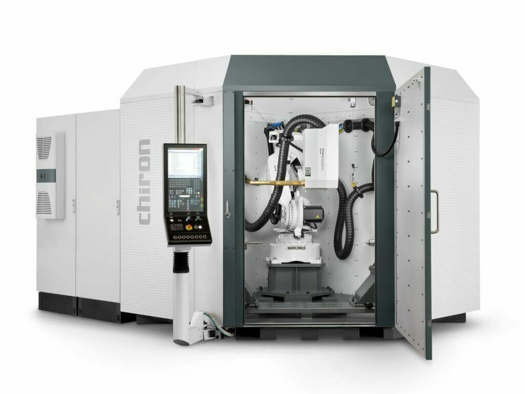 Laserauftragschweißen: AM Cube und Prozessmonitoring von der Chiron Group