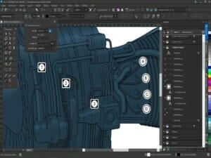 Technische Illustration mit der CorelDraw Technical Suite 2020