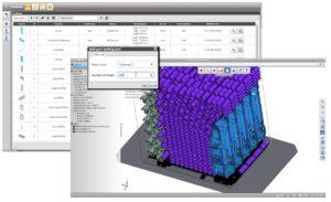 Tool für Nesting beschleunigt 3D-Druck