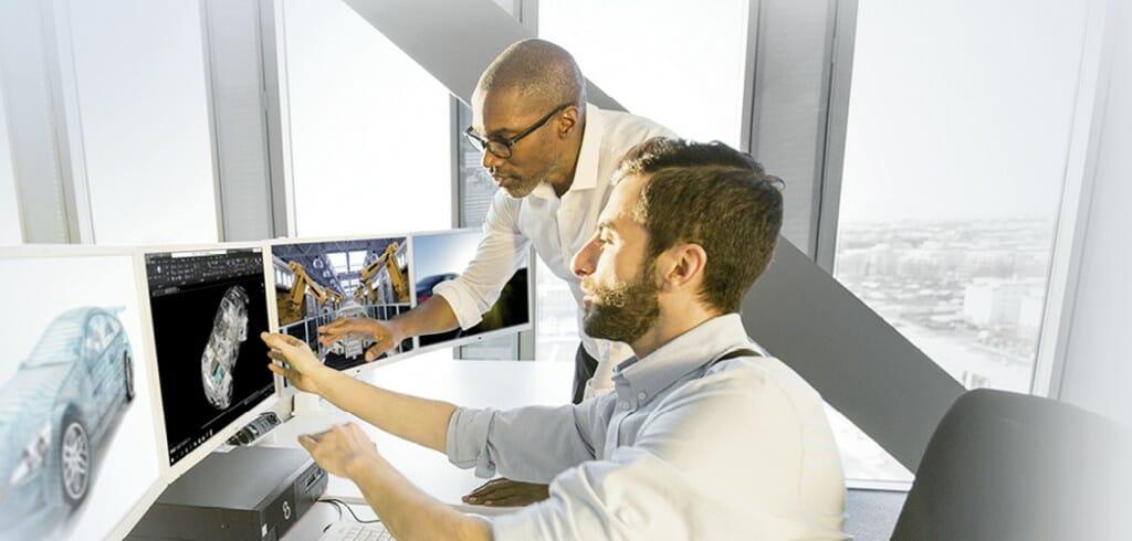 Remote, Fujitsu, Ingenieure, Homeoffice