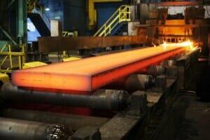 KI-Anwendung für die Stahlproduktion