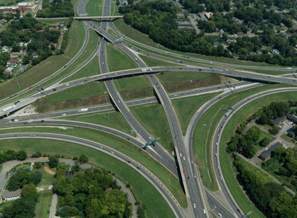 Straßenplanung Alabama Dot