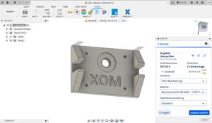 Autodesk Fusion 360 und Xometry
