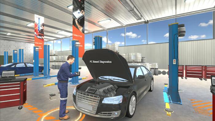 Automobilindustrie: Robuste Hardware und maßsgeschneiderte Software von Getag in der virtuellen Ausstellung