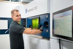 Amorphe Metalle: Industrietaugliche Fertigung mit 3D-Druck