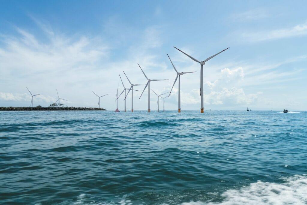 Windkraftanlagen mit Bremsen von Kendrion Intorq