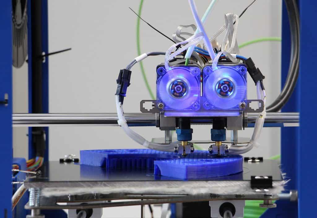 Optisches Messsystem prüft Bauteile