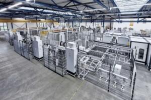 PDM-System mit CAD- und ERP-Kopplung