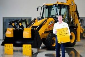 Beatmungsgeräte: JCB stellt seine Produktion um