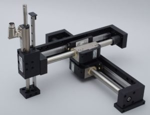RAumportale -- kompakte Systemlösungen für hochdynamische XYZ-Anwendungen