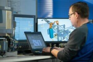 Digitaler Zwilling für virtuelle Inbetriebnahme bei der KHS Gruppe