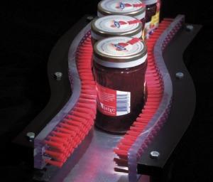 Technische Bürsten in der Verpackungstechnik
