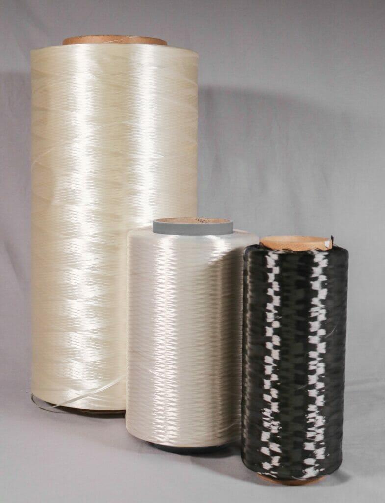 Carbonfasern aus nachwachsendem Präkursormaterial.