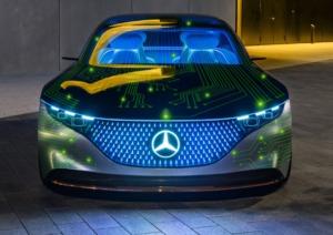 Automatisiertes Fahren: Mercedes-Benz und Nvidia arbeiten zusammen