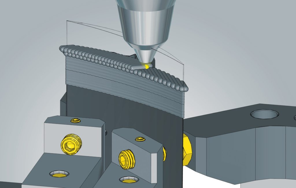 CAM-Software für additive Fertigung