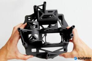 Sculpteo: Umfrage zum Einsatz von 3D-Druck-Lösungen