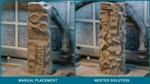 Nesting-Lösung von Sintratec