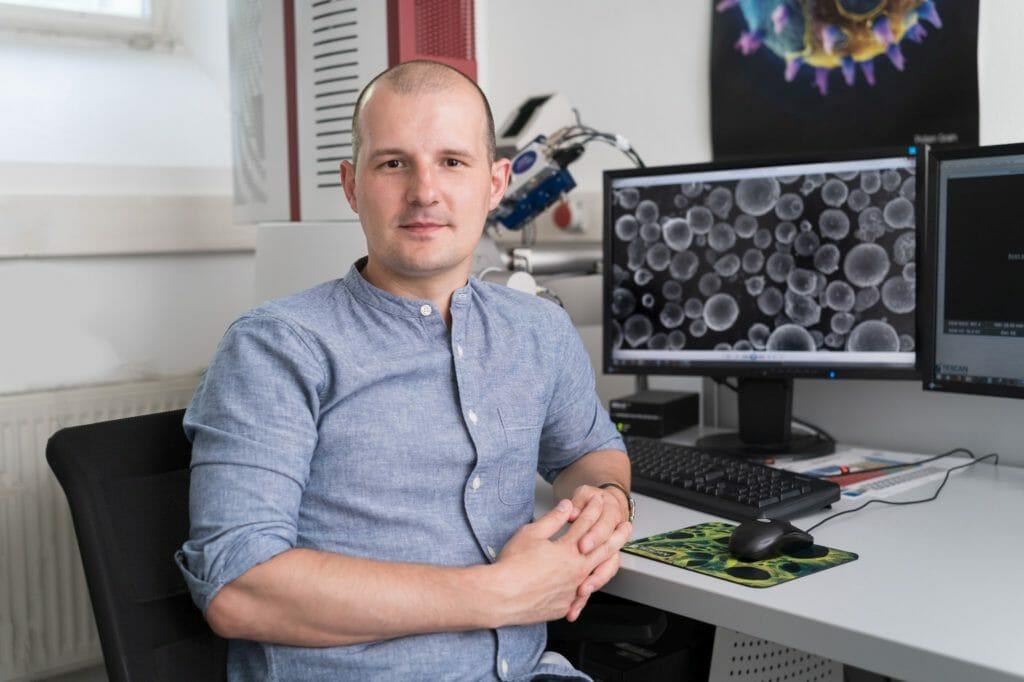 Supermagnete: Mateusz Skalon