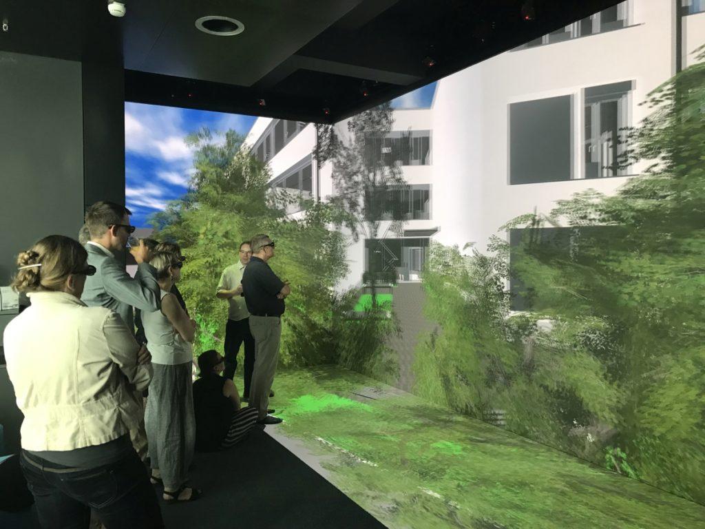 BIM und Virtual Reality im Hochbau bei Wolff & Müller