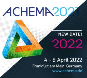ACHEMA wird auf 2022 verschoben – ACHEMA Pulse im Juni 2021