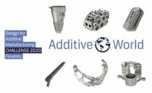 Metall-3D-Druck: Sieger des Wettbewerbs von Additive Industries