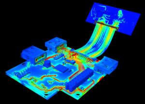 elektromagnetische Simulation