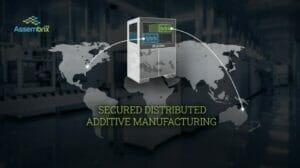 Sichere additive Fertigung: Virtualisierungslösung für den verteilten 3D-Druck