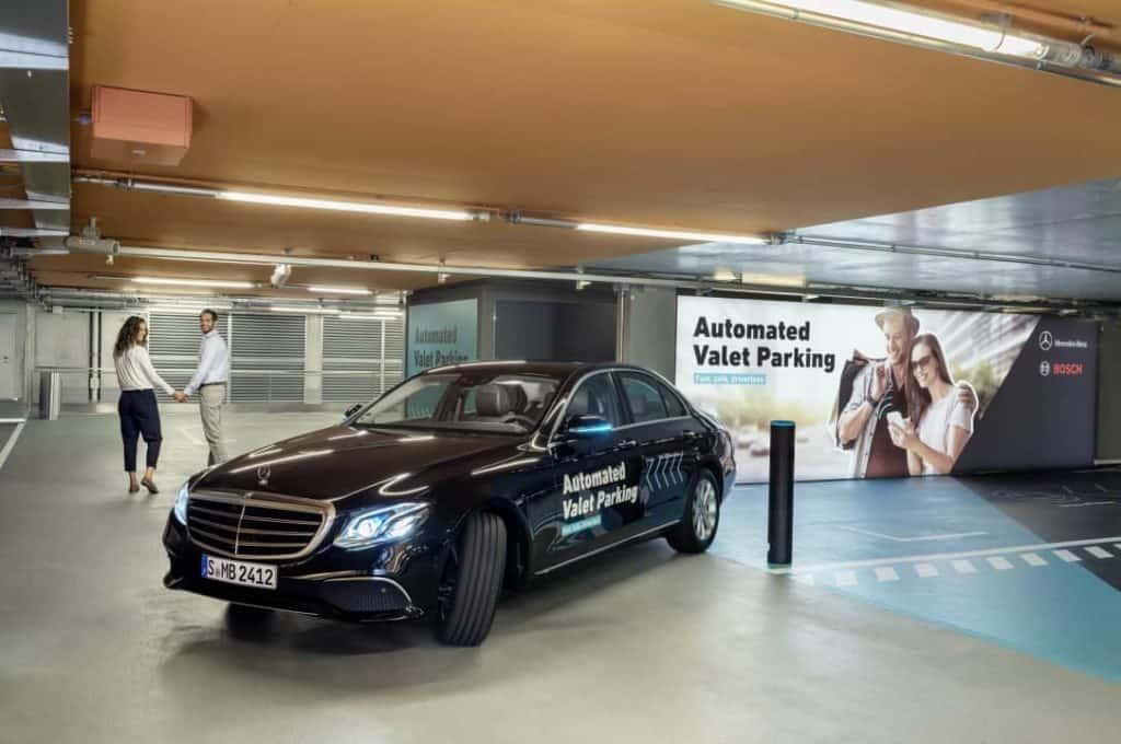 automatisiertes Parken parkplatzplanung