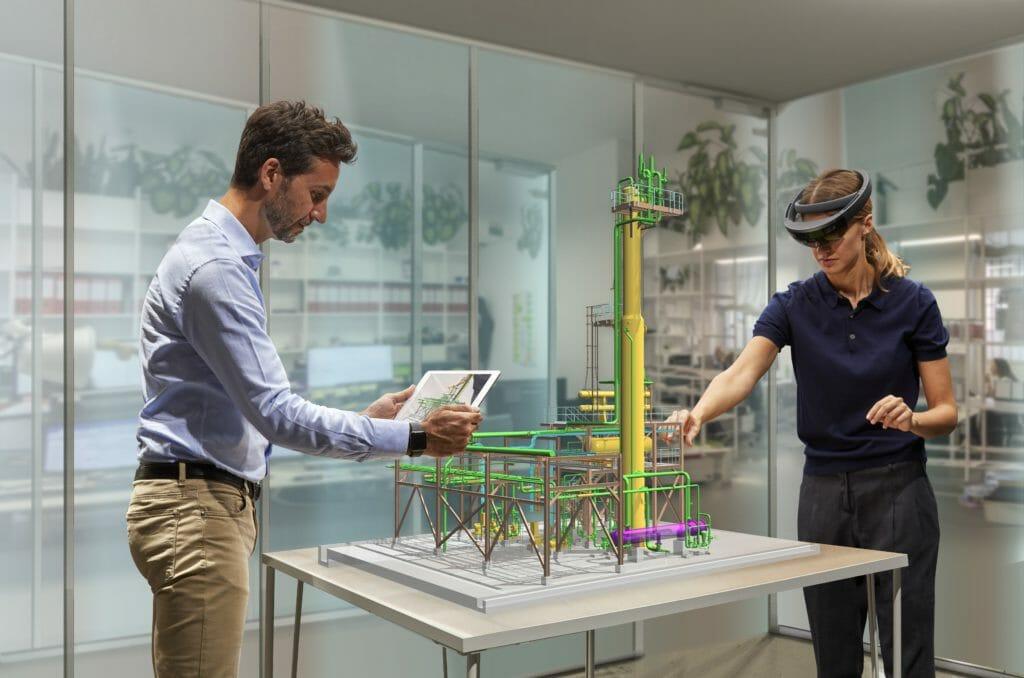 Anlagenbau: Projektplanung mit 4D- und 5D-Simulation