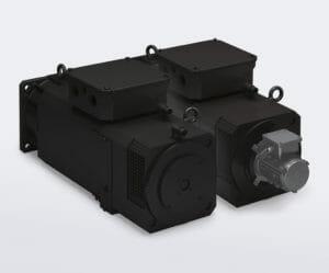 Drehstrom-Synchronmotoren von Baumüller mit vier Kühloptionen: Vergleich