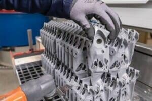 Fahrzeugentwicklung mit industriellem 3D-Druck