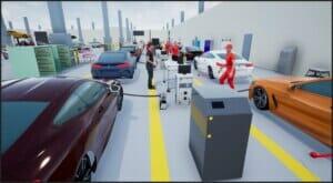 Unreal Engine im Einsatz in der virtuellen Fabrikplanung von BMW