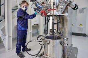 Batteriezellen nachhaltig fertigen