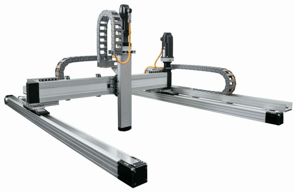 Linearroboter schneller und einfacher auslegen