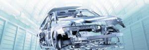 Leichtbau von Fahrzeugen mit Aluminium