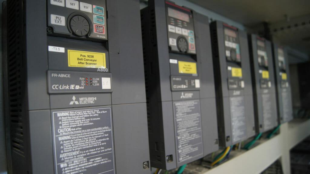 CC-Link IE für Aufgaben in der Industrieautomatisierung