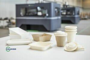 3D-gedruckte Werkzeuge von ExOne helfen bei der Herstellung von holzbasiertem Verpackungsmaterial von Celwise