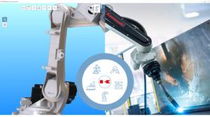 3D-Simulationsplattform für Roboter