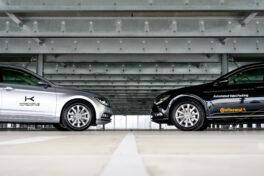 automatisiertes Parken: Zusammenarbeit von Continental und Kopernikus Automotive