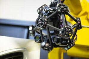 Automatisierte Qualitätssicherung mit den 3D-Messlösungen von Creaform